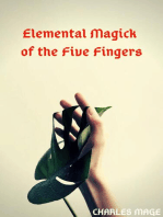 Elemental Magick of the Five Fingers