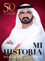Mi historia: 50 memorias de cincuenta años de servicio