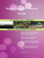 People Capability Maturity Model A Complete Guide - 2020 Edition