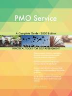 PMO Service A Complete Guide - 2020 Edition