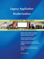Legacy Application Modernization A Complete Guide - 2020 Edition