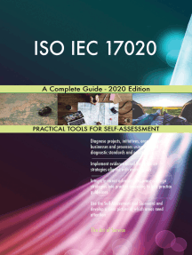 ISO IEC 17020 A Complete Guide - 2020 Edition