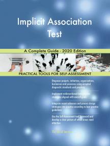 Implicit Association Test A Complete Guide - 2020 Edition