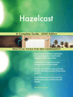 Hazelcast A Complete Guide - 2020 Edition