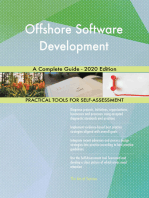 Offshore Software Development A Complete Guide - 2020 Edition