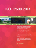 ISO 19600 2014 A Complete Guide - 2020 Edition