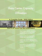 Data Center Capacity Utilization A Complete Guide - 2020 Edition