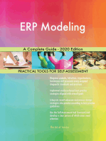 ERP Modeling A Complete Guide - 2020 Edition