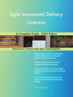Agile Incremental Delivery Contracts A Complete Guide - 2020 Edition