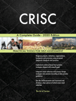 CRISC A Complete Guide - 2020 Edition