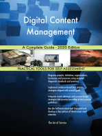 Digital Content Management A Complete Guide - 2020 Edition