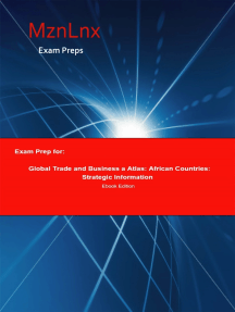 Exam Prep for:: Global Trade and Business a Atlas: African Countries: Strategic Information