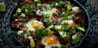 Fall Brunch Has Us Turning On The Oven For Baked Chilaquiles And The Perfect Apple Cake