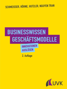 Businesswissen Geschäftsmodelle: Innovationen auslösen
