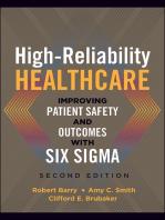 High-Reliability Healthcare