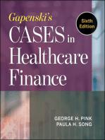 Gapenski's Cases in Healthcare Finance, Sixth Edition