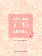 120 Poemas de amor verdadero. Colección completa.