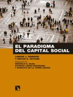 El paradigma del capital social: Sus aplicaciones en la cultura, los negocios y el desarrollo