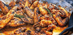 Texas Pepper Chicken Wings