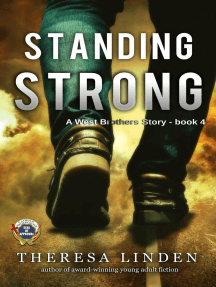 Standing Strong: West Brothers, #4