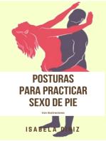 Posturas para practicar sexo de pie