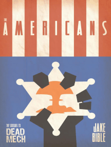 The Americans: The Apex Trilogy, #2