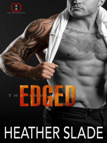 Edged: The Invincibles, #2