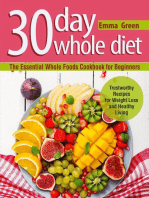 30 Day Whole Diet