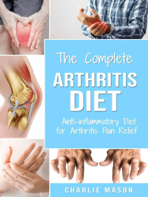 Arthritis Diet: Anti-inflammatory Diet for Arthritis Pain Relief