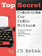 Top Secret Codewords for Indie Writers
