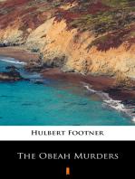 The Obeah Murders