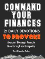Command Your Finances