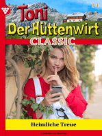 Toni der Hüttenwirt Classic 14 – Heimatroman
