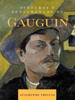 Pinturas e pensamentos de Gaugin