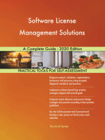 Software License Management Solutions A Complete Guide - 2020 Edition