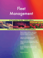 Fleet Management A Complete Guide - 2020 Edition