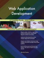 Web Application Development A Complete Guide - 2020 Edition