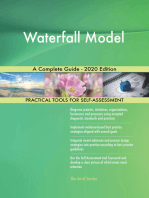 Waterfall Model A Complete Guide - 2020 Edition