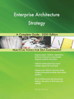 Enterprise Architecture Strategy A Complete Guide - 2020 Edition