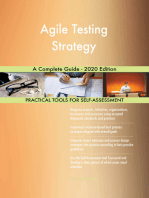 Agile Testing Strategy A Complete Guide - 2020 Edition