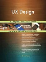 UX Design A Complete Guide - 2020 Edition