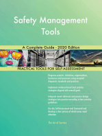 Safety Management Tools A Complete Guide - 2020 Edition