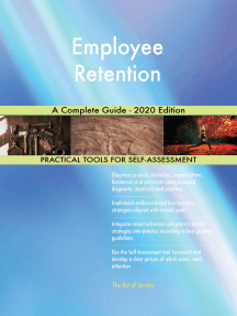 Employee Retention A Complete Guide - 2020 Edition