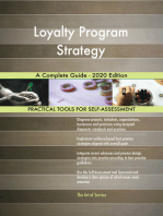 Loyalty Program Strategy A Complete Guide - 2020 Edition