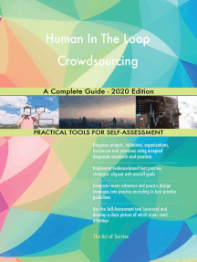 Human In The Loop Crowdsourcing A Complete Guide - 2020 Edition
