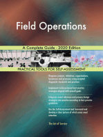 Field Operations A Complete Guide - 2020 Edition