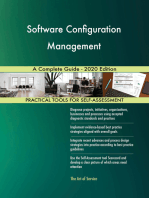 Software Configuration Management A Complete Guide - 2020 Edition