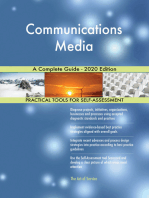 Communications Media A Complete Guide - 2020 Edition
