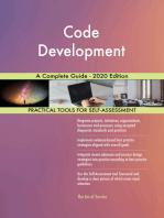 Code Development A Complete Guide - 2020 Edition