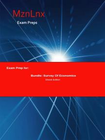 Exam Prep for:: Bundle: Survey Of Economics